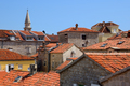 Houses in old town of Budva, Montenegro - PhotoDune Item for Sale