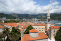View on old town of Budva, Montenegro - PhotoDune Item for Sale