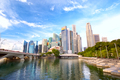 Downtown Core of Singapore - PhotoDune Item for Sale