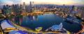 Aerial view of Singapore skyline - PhotoDune Item for Sale