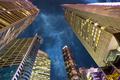 Skyscrapers in Singapore - PhotoDune Item for Sale