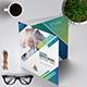 Square Tri-fold Brochure - GraphicRiver Item for Sale