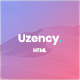 Uzency | Responsive Business Agency HTML5 Template - ThemeForest Item for Sale