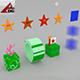 Retro Games N3 - 3DOcean Item for Sale