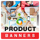 Business HTML5 HTML5 Banners - 7 Sizes - CodeCanyon Item for Sale