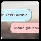 Comic Text Bubble - VideoHive Item for Sale