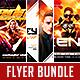 Electro DJ Flyer Bundle Vol.2 - GraphicRiver Item for Sale