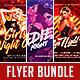 Ladies Night Flyer Bundle Vol.1 - GraphicRiver Item for Sale
