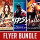 Guest DJ Flyer Bundle Vol.2 - GraphicRiver Item for Sale