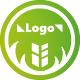 Bright Corporate Intro Logo