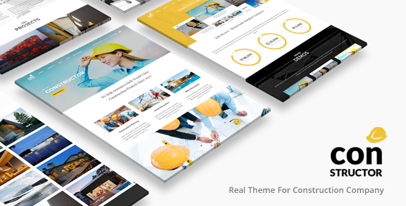 Constructor | Construction WordPress