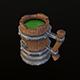 stylized mug - 3DOcean Item for Sale