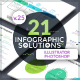 Infographic Solutions. Part 25 - GraphicRiver Item for Sale