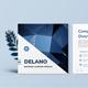 Delano - Business Portfolio Template - GraphicRiver Item for Sale