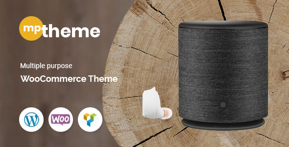 Mptheme - Tech Shop WooCommerce Theme