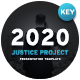 2020 Justice Project Keynote Template - GraphicRiver Item for Sale