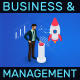 Business & Management Infographic And Concepts - VideoHive Item for Sale