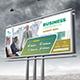 Conference Billboard - GraphicRiver Item for Sale