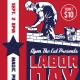 Vintage Labor Day Flyer - GraphicRiver Item for Sale