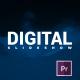 Digital Slideshow Presentation - VideoHive Item for Sale