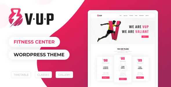 VUP - Fitness Center WordPress Theme Free Download #1 free download VUP - Fitness Center WordPress Theme Free Download #1 nulled VUP - Fitness Center WordPress Theme Free Download #1
