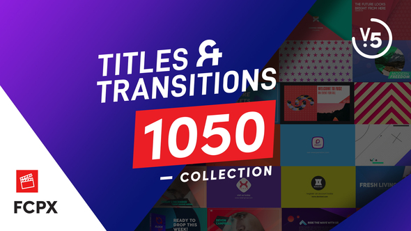 2019's Best Selling Apple Motion Templates