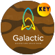 Galactic Space Keynote Template - GraphicRiver Item for Sale