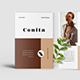 Conita - A4 Furniture Brochure Template - GraphicRiver Item for Sale