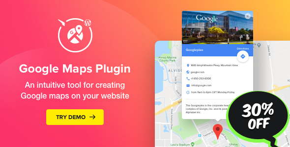 Maps Plugins, Code & Scripts from CodeCanyon
