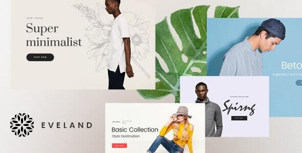 Eveland – Modern AJAX enabled Shopify theme