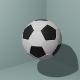 Socker Ball - 3DOcean Item for Sale