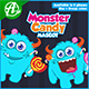Monster Candy - GraphicRiver Item for Sale