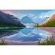 Natural Landscape Evening - GraphicRiver Item for Sale