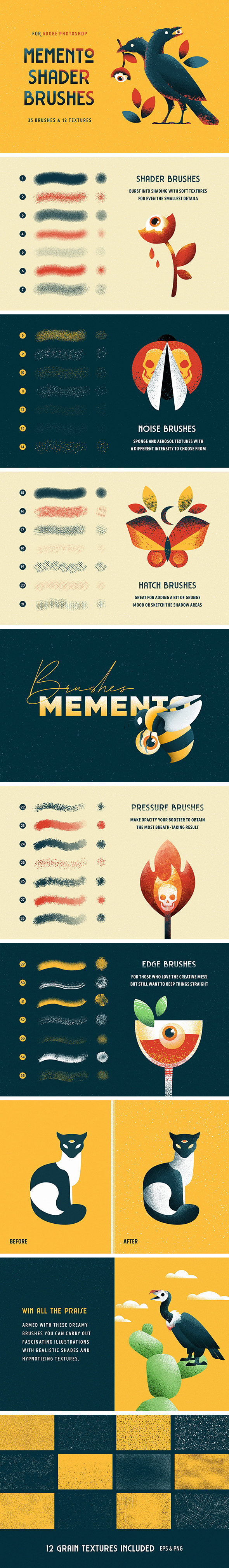 Photoshop Brushes from GraphicRiver