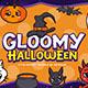 Gloomy Halloween - GraphicRiver Item for Sale