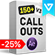 Big Pack Call-Outs - VideoHive Item for Sale