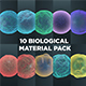 Biological Material Pack 1 - Cinema 4D - 3DOcean Item for Sale