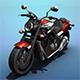 Yamaha V-Max - 3DOcean Item for Sale