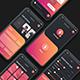 Lynda - Authentic Dating iOS App UI Kit - GraphicRiver Item for Sale