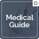 MedicalGuide Drupal Theme - ThemeForest Item for Sale