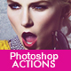 10 PRO Photoshop Actions Vol.II - GraphicRiver Item for Sale