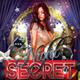 Night Secret Flyer PSD Template - GraphicRiver Item for Sale