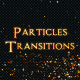 Particles Glitter Transitions - VideoHive Item for Sale