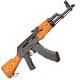 Machine Gun AK-47