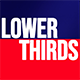 Minimal Gradient - Lower Thirds - VideoHive Item for Sale