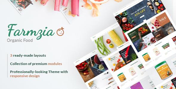 Farmzia - Organic Food Store