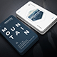 Vertical MT Creative Business Card - GraphicRiver Item for Sale