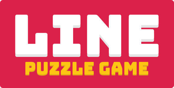 Line Puzzle Game  - HTML5 Mobile Game (Construct 3 | Construct 2 | Capx) Download