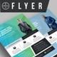 Corporate Flyer v.08 - GraphicRiver Item for Sale