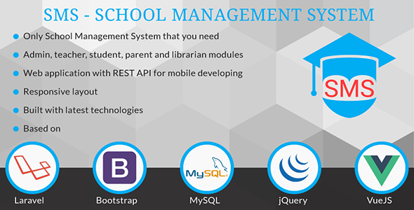 School Management System - SMS or Hire Freelancers from FreelancerCV.com